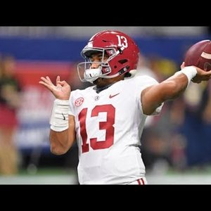 Alabama vs Georgia - SEC Championship Breakdown (1 of 6) ft Tua Tagovailoa & Jalen Hurts By John Doe