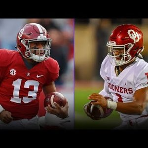 Alabama Vs Oklahoma (Orange Bowl BreakDown) PART 2 Of 6 (Kyler Murray, Tua Tagovailoa) By John Doe
