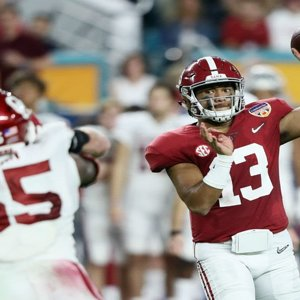 Alabama Vs Oklahoma (Orange Bowl BreakDown) PART 5 Of 6 (Kyler Murray, Tua Tagovailoa) By John Doe